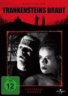 Frankensteins Braut, DVD