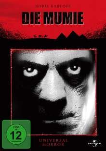 Die Mumie (1932) (OmU), DVD