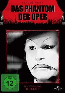 Das Phantom der Oper (1943), DVD
