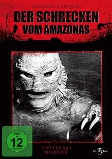 Der Schrecken vom Amazonas, DVD