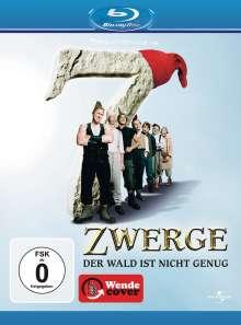 7 Zwerge - Der Wald ist nicht genug (Blu-ray), Blu-ray Disc