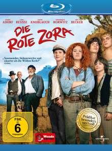 Die Rote Zora (2007) (Blu-ray), Blu-ray Disc