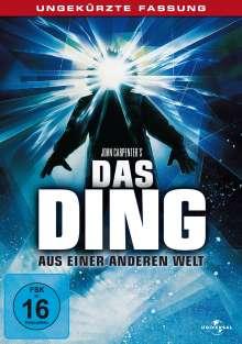 Das Ding aus einer anderen Welt (1982), DVD