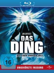 Das Ding aus einer anderen Welt (1982) (Blu-ray), Blu-ray Disc