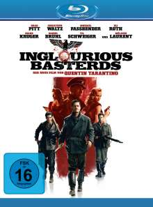 Inglourious Basterds (Blu-ray), Blu-ray Disc
