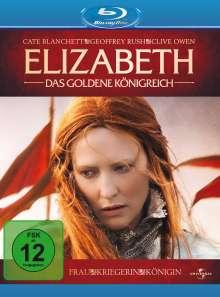 Elizabeth - Das goldene Königreich (Blu-ray), Blu-ray Disc