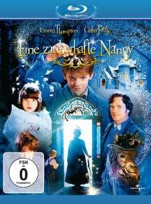 Eine zauberhafte Nanny (Blu-ray), Blu-ray Disc