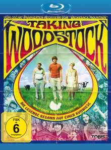 Taking Woodstock (Blu-ray), Blu-ray Disc