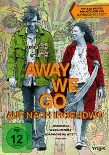 Away We Go, DVD