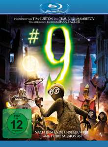 Number 9 (Blu-ray), Blu-ray Disc