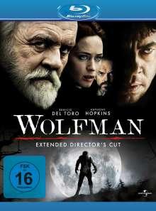 Wolfman (Blu-ray), Blu-ray Disc