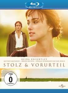 Stolz und Vorurteil (2005) (Blu-ray), Blu-ray Disc