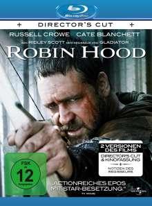 Robin Hood (Director's Cut & Kinofassung) (Blu-ray), Blu-ray Disc