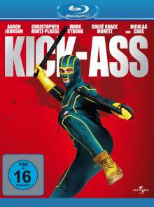 Kick-Ass (Blu-ray), Blu-ray Disc