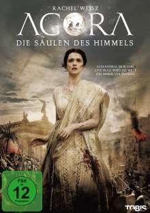 Agora - Die Säulen des Himmels, DVD