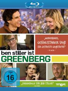 Greenberg (Blu-ray), Blu-ray Disc