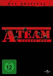 Das A-Team Season 1, 5 DVDs