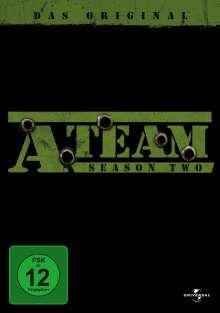 Das A-Team Season 2, 6 DVDs