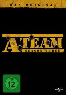 Das A-Team Season 3, 7 DVDs