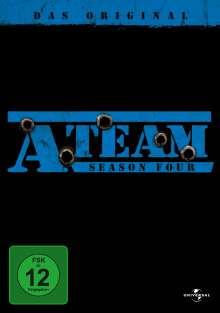 Das A-Team Season 4, 6 DVDs