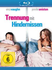 Trennung mit Hindernissen (Blu-ray), Blu-ray Disc