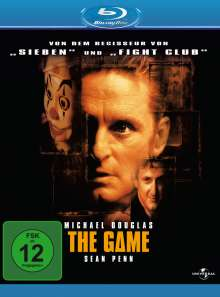 The Game (Blu-ray), Blu-ray Disc