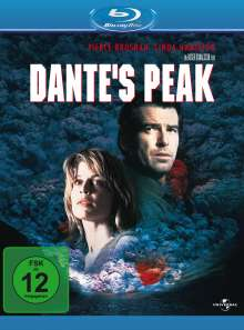 Dante's Peak (Blu-ray), Blu-ray Disc
