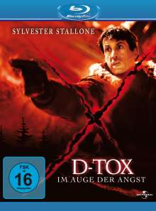 D-Tox: Im Auge der Angst (Blu-ray), Blu-ray Disc