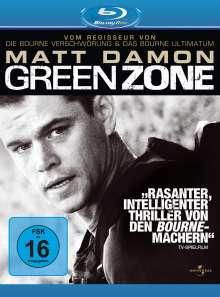 Green Zone (Blu-ray), Blu-ray Disc