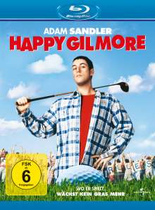 Happy Gilmore (Blu-ray), Blu-ray Disc