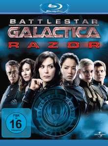 Battlestar Galactica Razor (Blu-ray), Blu-ray Disc