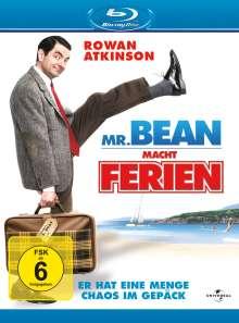 Mr. Bean macht Ferien (Blu-ray), Blu-ray Disc