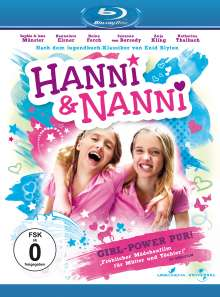 Hanni & Nanni (Blu-ray), Blu-ray Disc