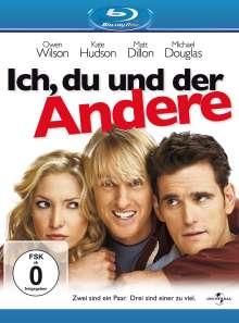 Ich, Du und der Andere (Blu-ray), Blu-ray Disc