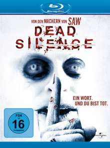 Dead Silence (2007) (Blu-ray), Blu-ray Disc