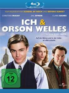 Ich und Orson Welles (Blu-ray), Blu-ray Disc