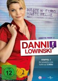 Danni Lowinski Staffel 1, 3 DVDs