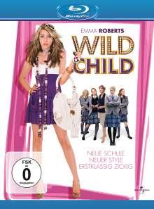 Wild Child (Blu-ray), Blu-ray Disc