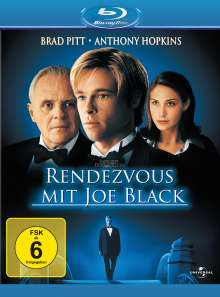 Rendezvous mit Joe Black (Blu-ray), Blu-ray Disc