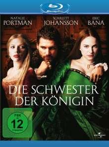 Die Schwester der Königin (Blu-ray), Blu-ray Disc