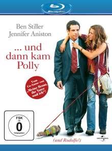 Und dann kam Polly (Blu-ray), Blu-ray Disc
