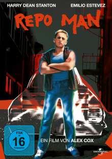 Repoman, DVD