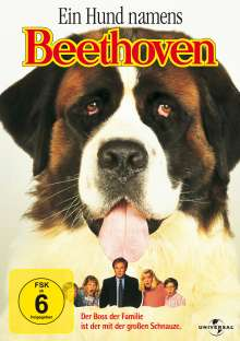 Ein Hund namens Beethoven, DVD