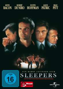 Sleepers (1996), DVD