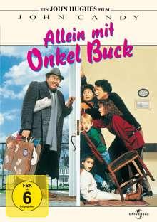 Allein mit Onkel Buck, DVD