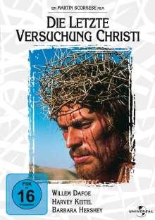 Die letzte Versuchung Christi, DVD