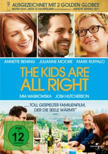 The Kids Are All Right, DVD