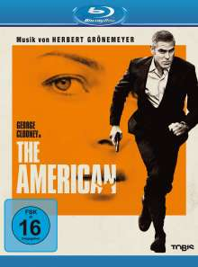 The American (Blu-ray), Blu-ray Disc