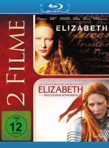 Elizabeth 1 & 2 (Blu-ray), 2 Blu-ray Discs