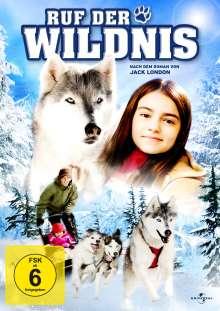 Ruf der Wildnis (2009), DVD